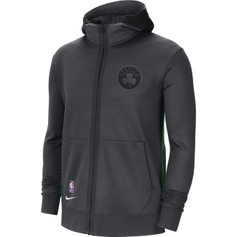 NIKE NBA BOSTON CELTICS SHOWTIME CITY EDITION THERMA FLEX HOODIE