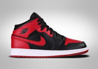 NIKE AIR JORDAN 1 RETRO MID GS BANNED