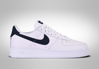 NIKE AIR FORCE 1 LOW '07 CRAFT WHITE OBSIDIAN