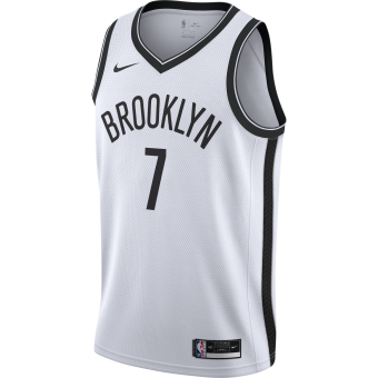 NIKE NBA BROOKYN NETS ASSOCIATION EDITION SWINGMAN JERSEY