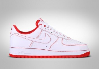 NIKE AIR FORCE 1 LOW '07 WHITE BLOODLINE