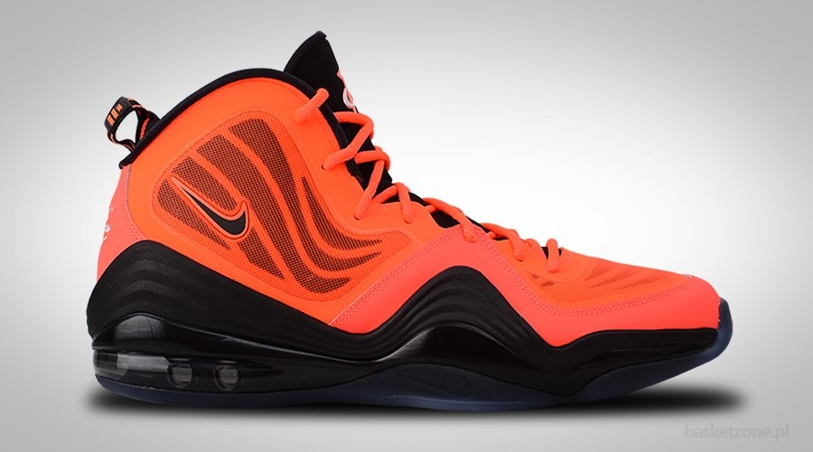 NIKE AIR PENNY V TOTAL CRIMSON SUNBURST