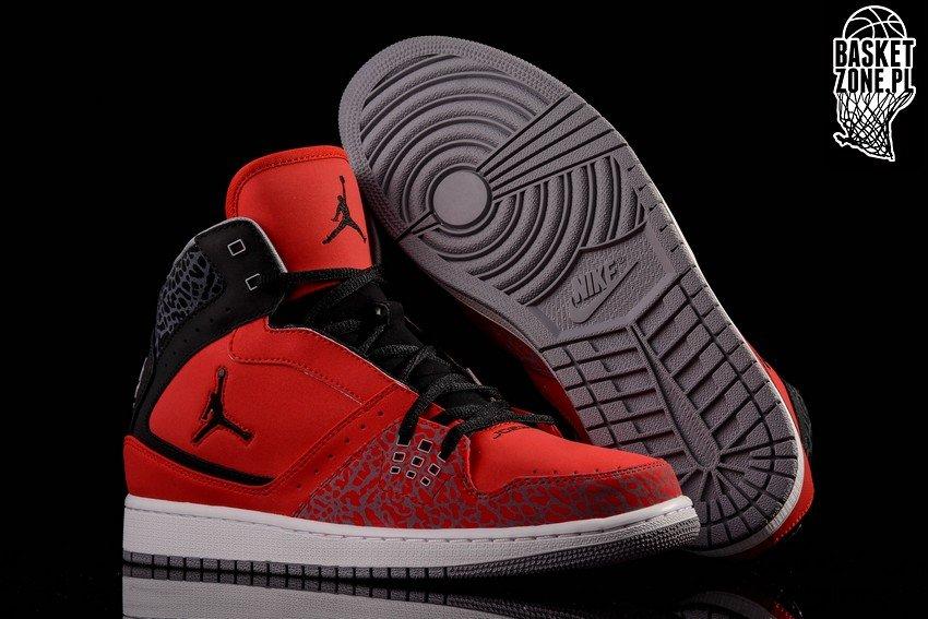 online store 45100 0e108 ... czech nike air jordan 1 flight fire red black cement c6446 fcf2b