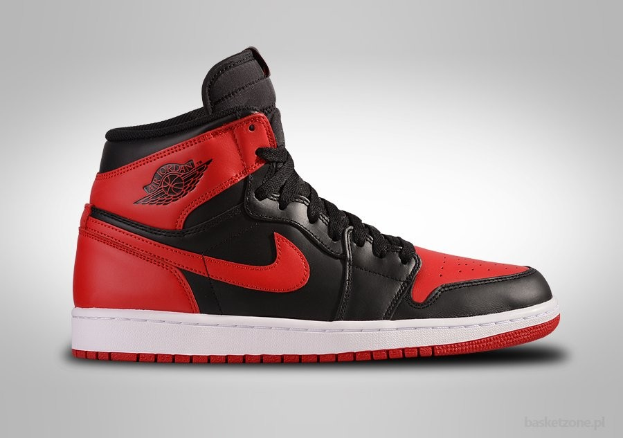 180aaeec7df NIKE AIR JORDAN 1 RETRO HIGH OG BRED BANNED voor €347,50 ...