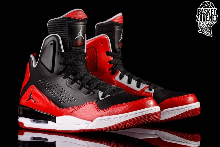 best service 28a17 0b280 ... inexpensive nike air jordan sc 3 black gym red wolf grey 4c336 2843f