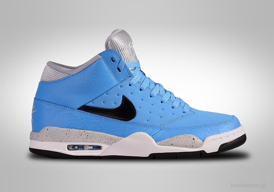 NIKE AIR FLIGHT CLASSIC NORTH CAROLINA BLUE