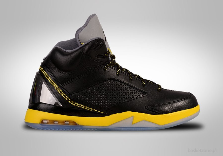 f80e32bbd3ef94 NIKE AIR JORDAN FUTURE FLIGHT 5-15-22 REMIX BLACK VIBRANT YELLOW ...
