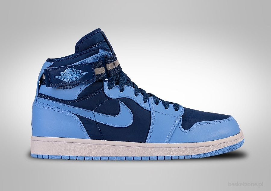 73edf55ded99aa NIKE AIR JORDAN 1 HIGH STRAP NORTH CAROLINA price €102.50 ...