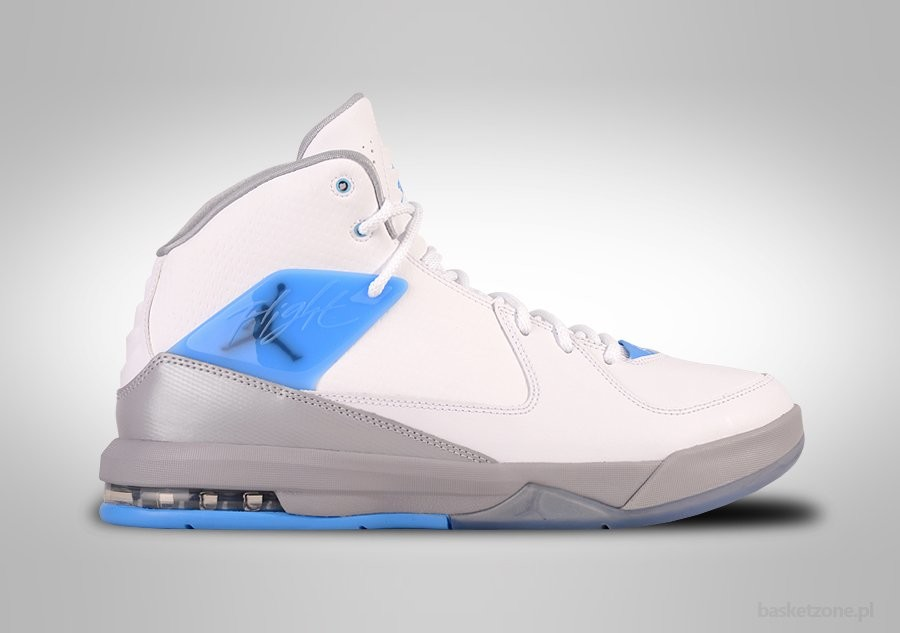 NIKE AIR JORDAN AIR INCLINE WHITE UNIVERSITY BLUE