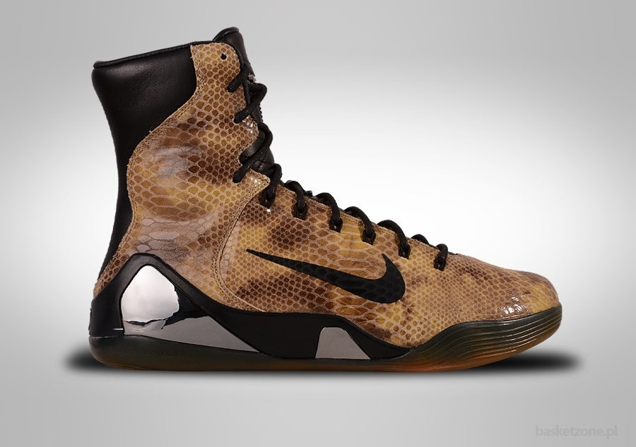 various colors c9209 eba75 NIKE KOBE 9 HIGH EXT QS SNAKESKIN price €162.50 | Basketzone.net