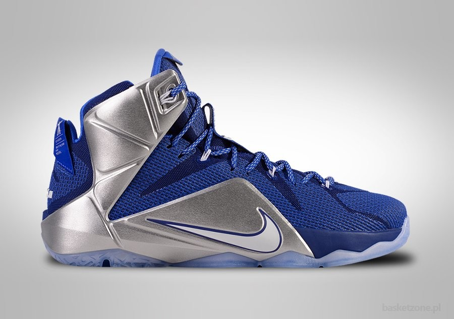 the latest 8dcf7 10a9c NIKE LEBRON XII DALLAS COWBOYS - WHAT IF