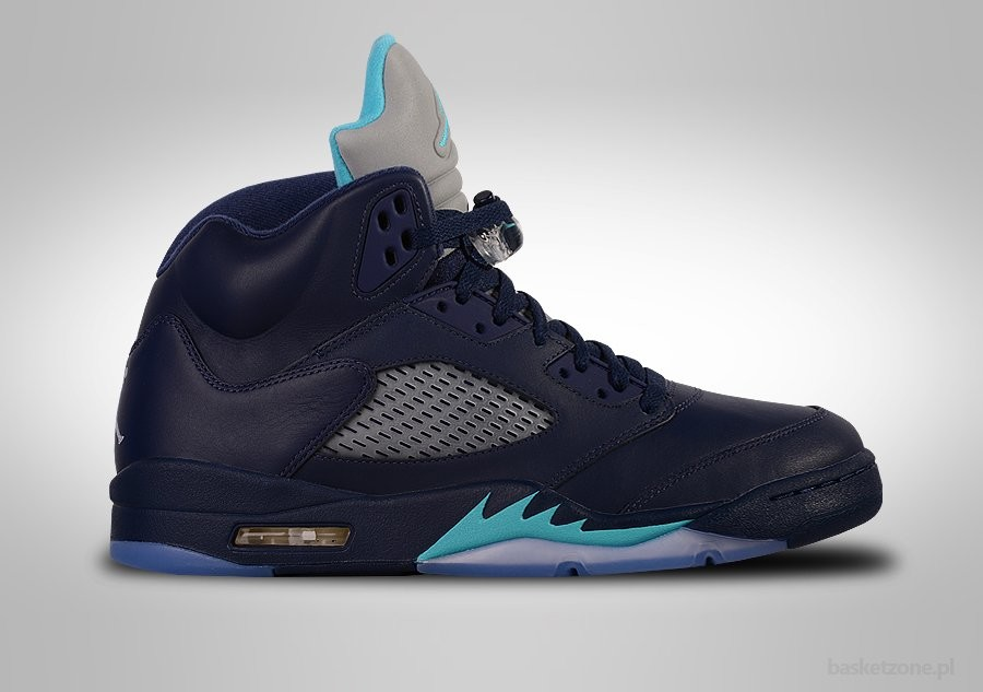 d4fa1324bec NIKE AIR JORDAN 5 RETRO MIDNIGHT NAVY BG (SMALLER SIZE) price €89.00 ...